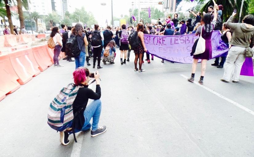 Ser mujer en Latinoamérica no se cuenta, sevive
