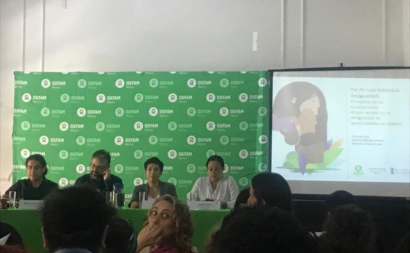 El racismo, fuente de desigualdad en México según laOxfam